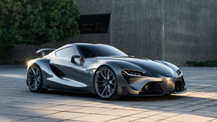 Toyota Previews Second FT-1 Sports Car Concept [VIDEO]