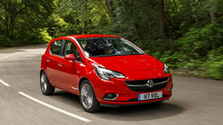Vauxhall Announces More Details on 2015 Corsa