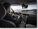 Volvo Introduces Sensus Connect Technology