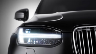 the new volvo xc90 will be the first car to feature spa technology