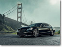 Vorsteiner Shows-Off With Obsidian Black Mercedes-Benz CLS63 AMG