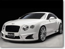 Wald International Shows First Image of Customized Bentley Continental GT