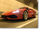 Lamborghini Huracan LP610-4 - 0-300 km/h [video]