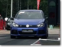 Volkswagen Golf VI R36 vs BMW M6 F13, Lamborghini Gallardo LP560 and Mercedes-Benz CLS 63 AMG