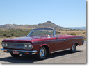 Family Heritage in Dodge Custom Convertible