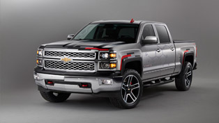 High-Strength Steel Chevrolet Silverado Toughnology Concept to Debut at SEMA