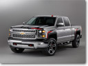High-Strength Steel Chevrolet Silverado Toughnology Concept to Debut at SEMA
