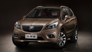 buick launches 2015 envision in china