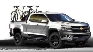 Chevrolet presents 2015 Colorado Sport Concept