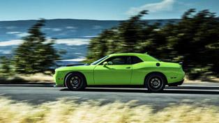 Dodge Challenger SRT Hellcat Achieves 22 mpg on the Highway