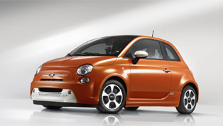 2015 Fiat 500e reaches US West Coast
