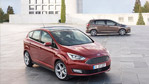 Ford Introduces 2015 C-MAX and Grand C-MAX