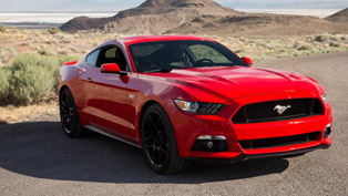 Three 2015 Ford Mustangs.99 Challenge