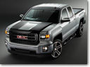 2015 GMC Sierra Carbon Editions With New Sporty Looks