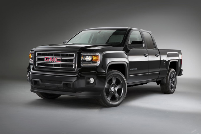 GMC announces 2015 Sierra Elevation Edition