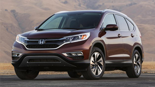 Honda Previews 2015 CR-V