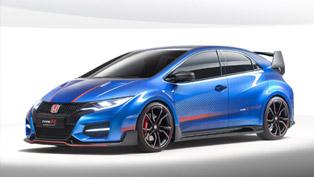 2015 Honda Civic Type R Concept Previews the Next-Gen Hatch