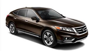Honda Launches 2015 Crosstour