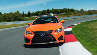 Lexus Updates 2015 RC F With Even More Powerful Engine [VIDEO]