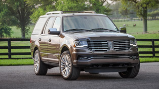 2015 Lincoln Navigator - Big and Versatile