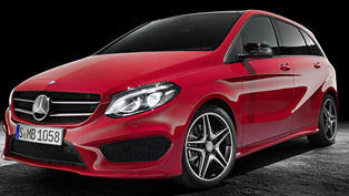 2015 Mercedes-Benz B-Class - Price £22,575