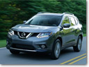 2015 Nissan Rogue Goes On Sale in the US