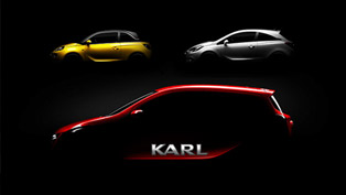 Opel Introduces Karl [VIDEO]