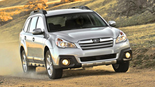 2015 Subaru Outback Advertising Campaign
