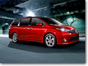 2015 Toyota Sienna Goes On Sale