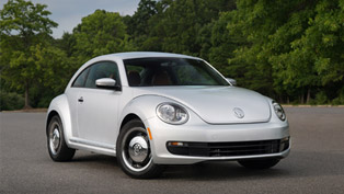 2015 Volkswagen Beetle Gets new Retro Classic Trim