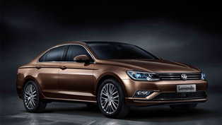 2015 Volkswagen Lamando with Première in China [VIDEO]