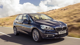 The BMW 2-Series Active Tourer