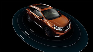 Nissan's Forward Emergency Braking Technology