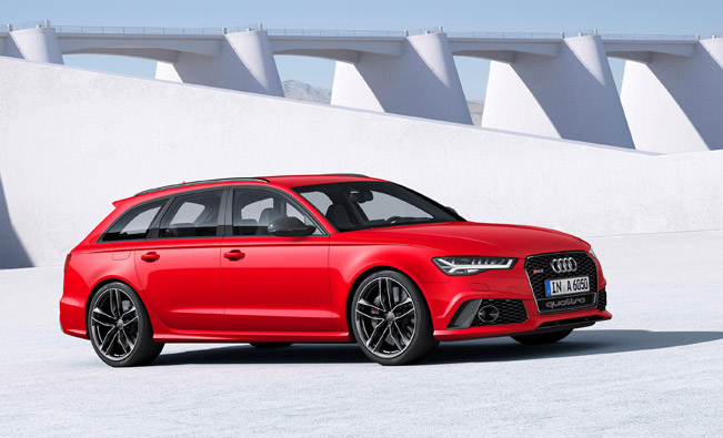 Meet The 2016 Audi A6 Range