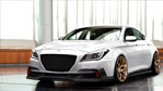 ARK Performance to Show Hyundai Genesis AR550 at SEMA
