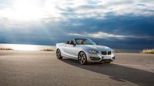 BMW 2 Series Convertible - a new beginning