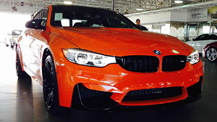BMW F83 M4 Limerock Special Edition – Price $90,060
