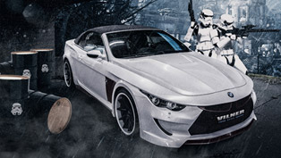 HOT: Vilner Reveals BMW Stormtrooper