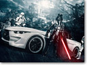 Vilner Teases an Exceptional Project Dubbed BMW Stormtrooper