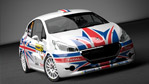 Chris Ingram's Peugeot 208 R2