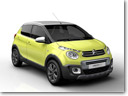 Citroen to Show C1 URBAN RIDE Concept in Paris