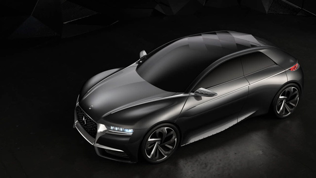 Citroen Divine Ds Brands Future Presented At The Paris Motor Show