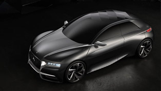 Citroen Divine DS Brand's Future Presented At The Paris Motor Show