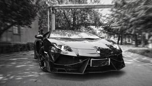 DMC Reveals Lamborghini LP988 Edizione GT