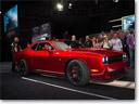 Dodge Challenger SRT Hellcat VIN0001 Raises $1.65 Million for Charity
