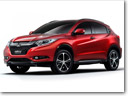 Honda HR-V is Small SUV Debuting at Paris Motor Show