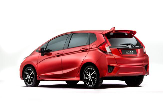 Honda's Jazz Prototype To Be Unveiled At Paris Motor Show