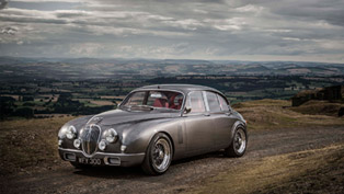 CMC to Build Limited Run of Jaguar Mark 2 by Callum [VIDEO]
