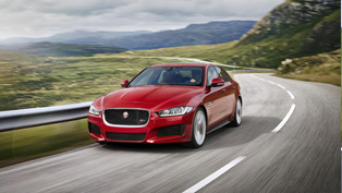 Jaguar XE - One Look Into The Future
