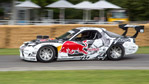 Red Bull professional drifter Mad Mike Whiddett and KW suspensions team up
